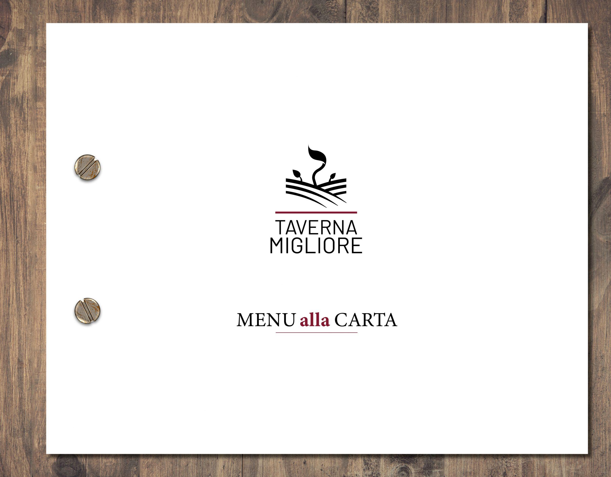 Mockup Taverna Migliore menu 1